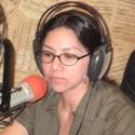 Chelis López, conductora del programa Línea Abierta.