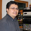 Jorge Ramirez Audio Technician