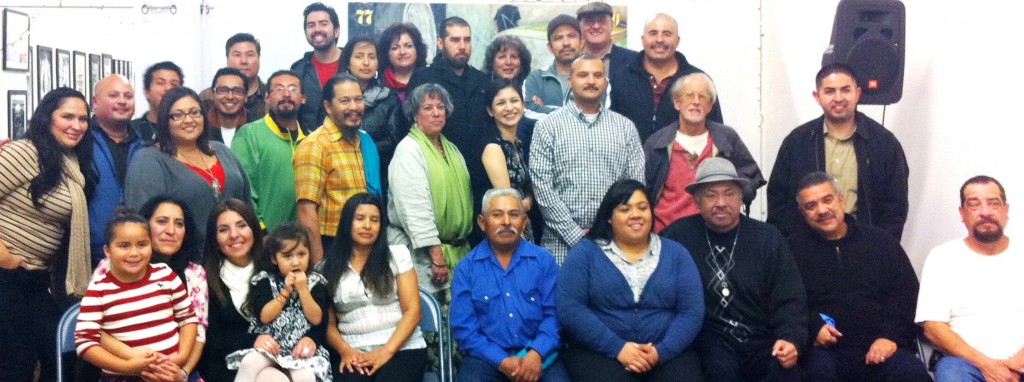 KHDC Staff and Volunteer in Salinas