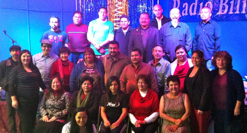 KSJV Staff and Volunteers in Fresno