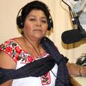 Juana Gomez La Hora Mixteca