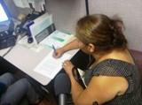 Angelita Vazquez de Perez solicitando Medi-Cal