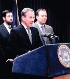 Foto: Fiscalía General de NY