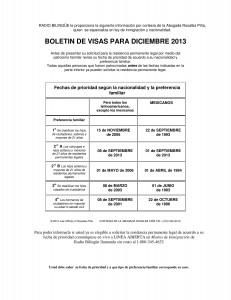 12-2013 Visa Bulletin - RB