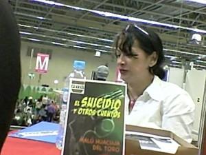 Malú Huacuja del Toro, escritora dramaturga radicada en Nueva York