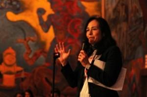 Maria Cabildo presidenta de ELACC