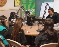 Youth Present Radio Dramas