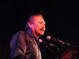 Arturo Rodríguez habló en el evento sobre Montoya. Foto: Fernando Andrés Torres