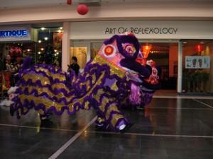 Dragon en Mall