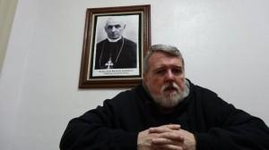 Padre Pat Murphy. Foto: Manuel Ocaño