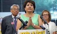 Janete Murguía, la primera en llamar a Obama Deportador en Jefe