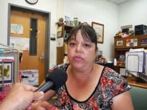 Norma Olmedo, madre Bryan