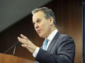 Eric Schneiderman, Fiscal General del Estado de Nueva York