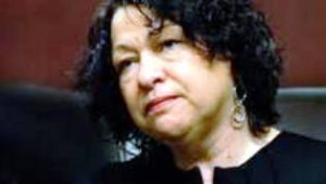 Jueza Sonia Sotomayor