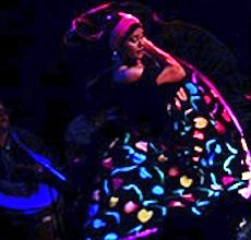 Shefali Shah. Bailarina, cantante y profesora puertorriqueña