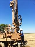 Las compañías de perforación están saturadas de trabajo, perforando pozos más profundos para los que pueden pagar.