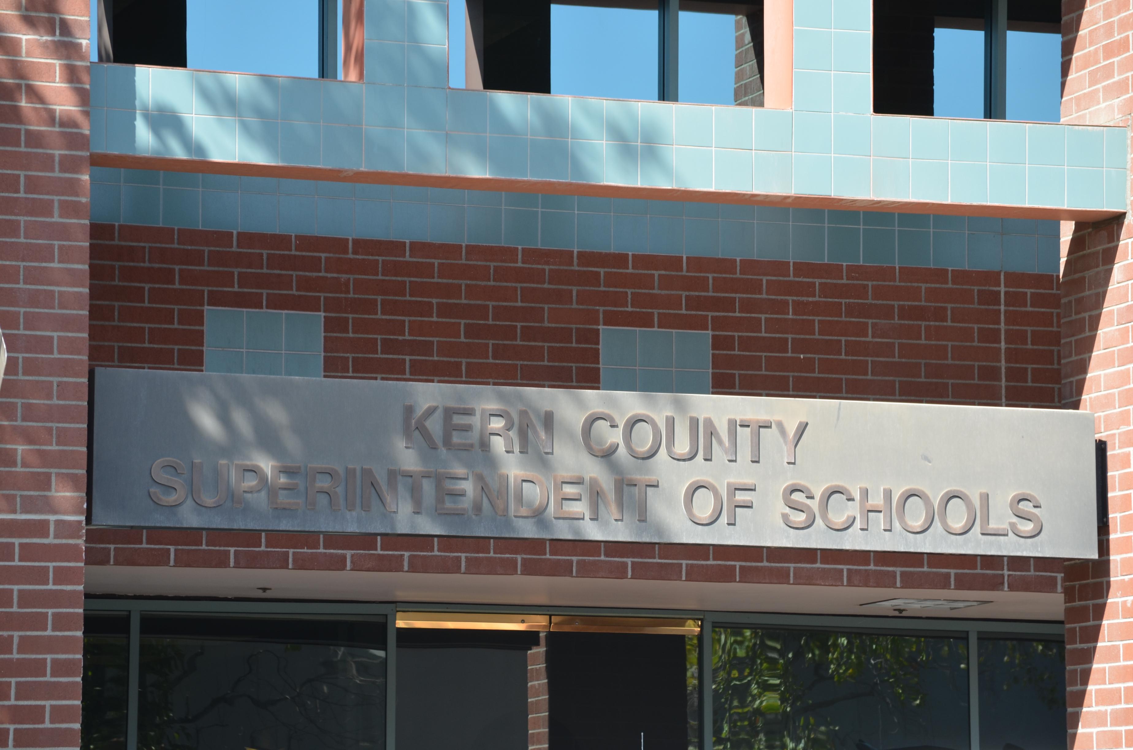 Oficina del Superintendente de Escuelas del Condado de Kern en Bakersfield, California.