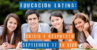 Foro Comunitario: Educación Latina: Crissi y Respuesta