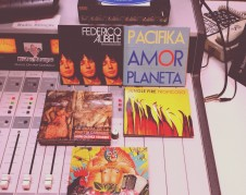 Photo of new cds: Federico Aubele, Pacifika, Jungle Fire, Tribute a Leon Chavez Teixeiro and Pinata Protest