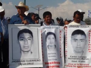 Protests in Mexico. Photo by desinformemonos via Facebook