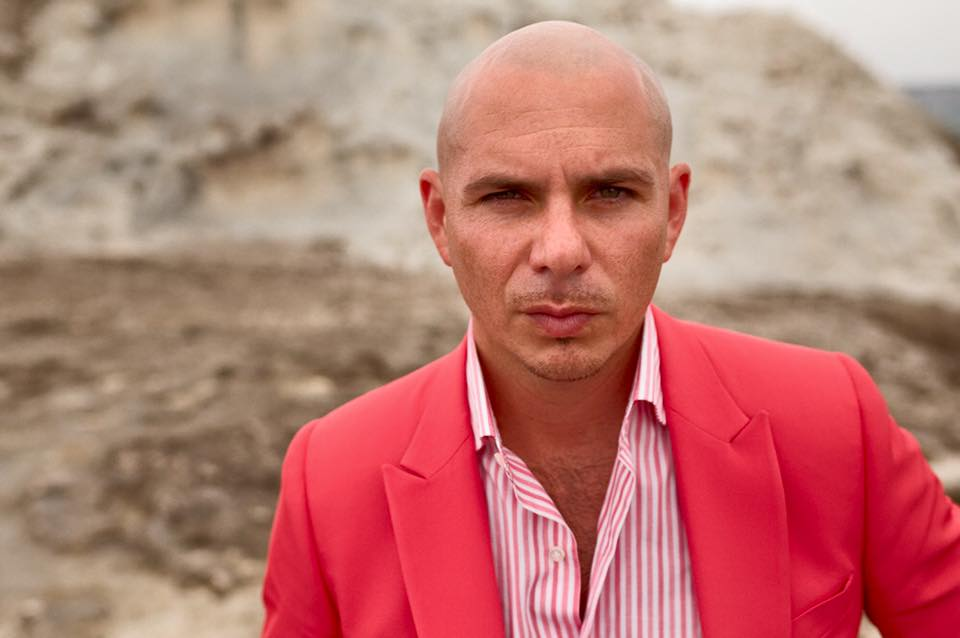 Pic: Official Pitbull facebook