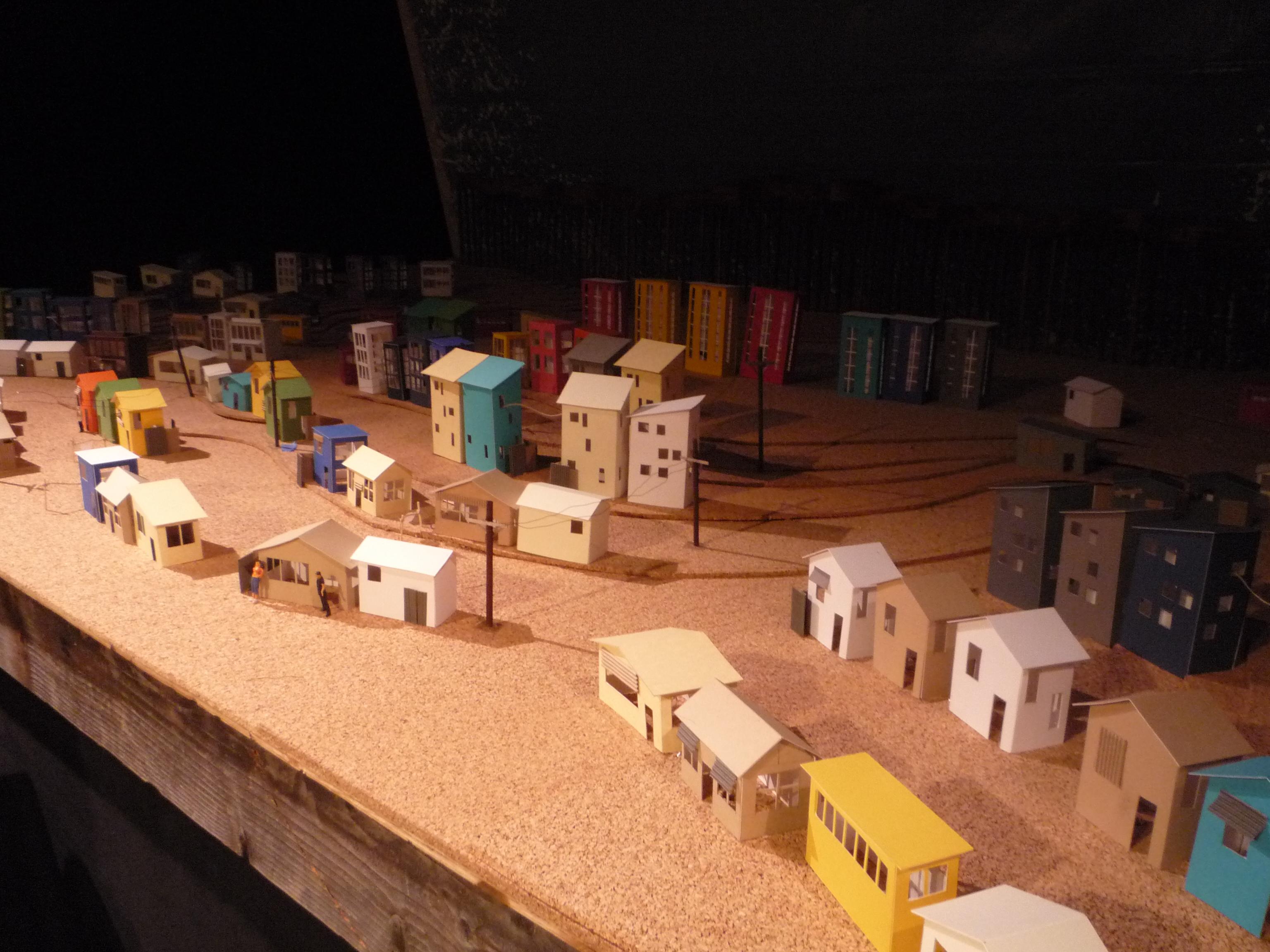 La ciudad de Nogales es el escenario de la obra del mismo nombre. Foto: Fernando Andrés Torres.
