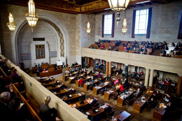Legislatura de Nebraska
