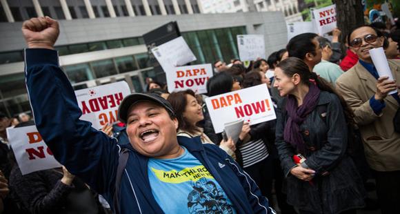 En apoyo a DACA y DAPA. Foto: www.longislandwins.com