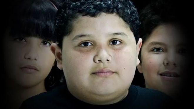 obese latino kids