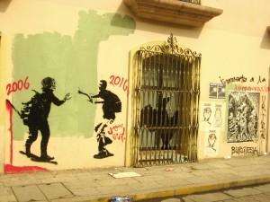 El museo de los pintores en Oaxaca. Foto: Vladimir Flores.