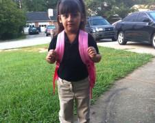 Jacquelinne cumplió 8 años detenida en un centro para familias en Leesport, Pennsylvania. Foto: Cortesía Isamar Sánchez.
