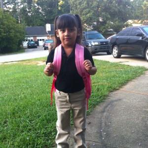 Foto Cortesía Isamar Sánchez: Jacquelinne cumplió 8 años detenida en un centro para familias en Leesport, Pennsylvania.