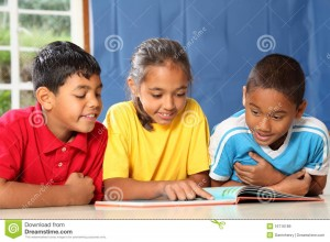 learning-together-three-happy-young-school-kids-16716189