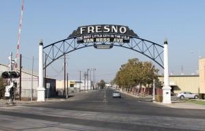 La ciudad de Fresno. Foto: kvpr.org2400 × 1540