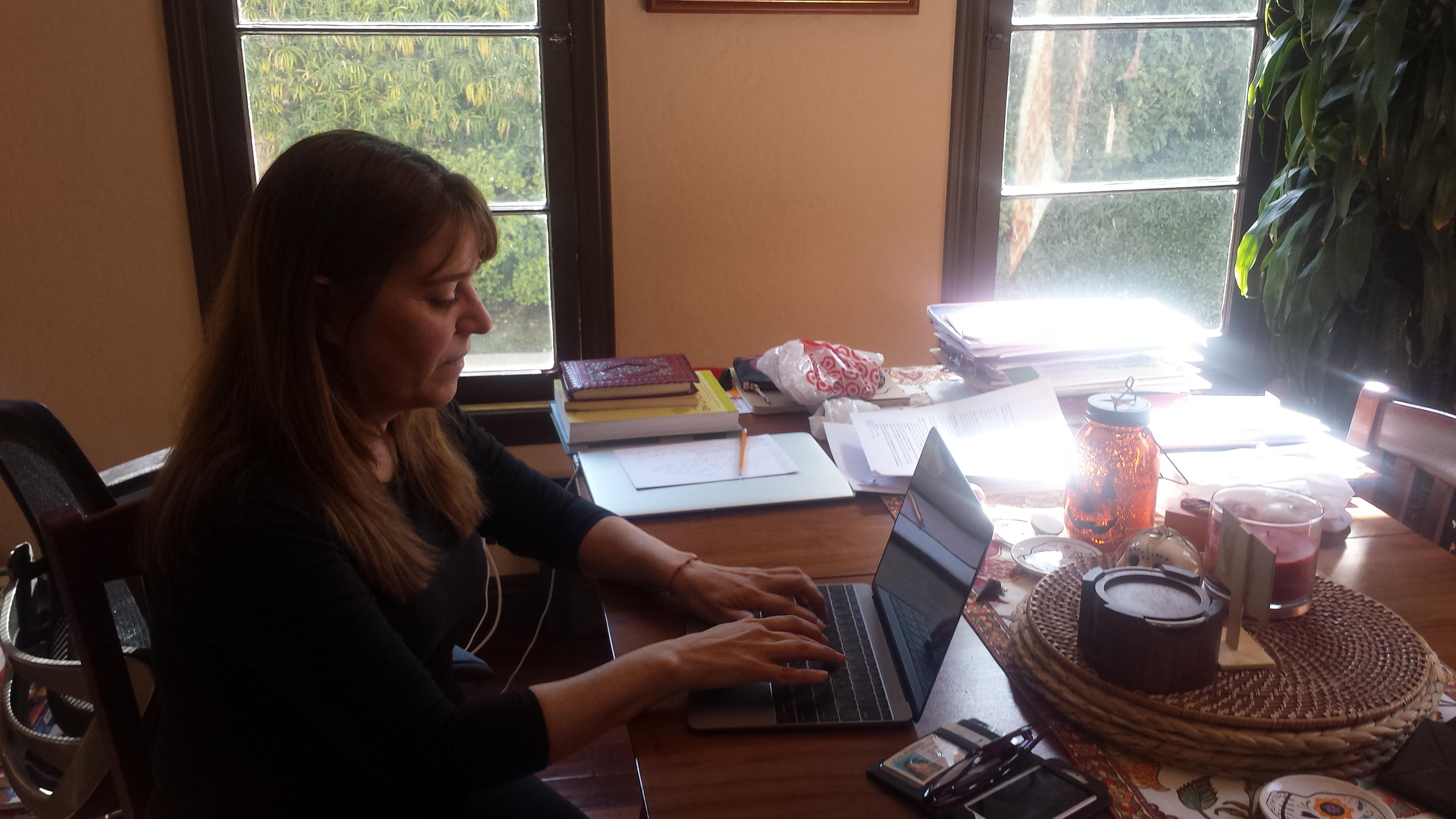 Olga Grimalt, maestra y asesora de programas bilingues.