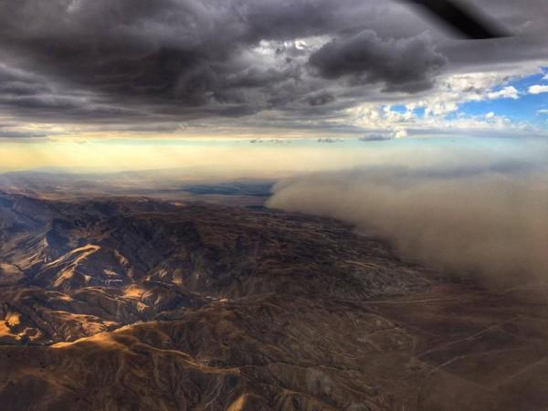 Bakersfield, fiebre del  valle.