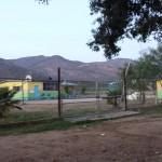 Escuela primaria de San Jose de la Zorra, donde Maria Eva ensena la lengua kumiai a los ninos del pueblo. Foto: Ruben Tapia.