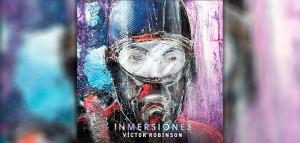 Inmersiones es una Exhibición del pintor y escultor Oaxaqueño Victor Robinson. Foto: Victor Robinson.