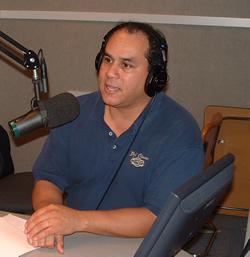 Antonio González, presidente, South West Voter Registration Project, Los Ángeles, CA. Foto: William C Velásquez.