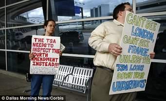 en el Aeropuerto de Dallas, TX. foto: dallas.mail.com