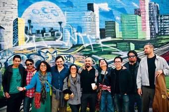 Banda Quetzal. Foto: www.trbimg.com