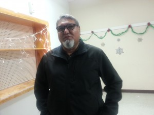 Jesse Aguilar, Vicepresidente de la Asociación de Mestros de Escuela Preparatoria del Condado de Kern.