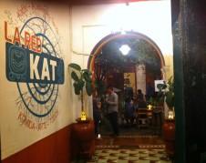 RED KAT entrada