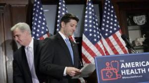 Líder de la mayoría republicano en el Congreso, Paul Ryan a la hora de desestimar un Nuevo esfuerzo para revivir el Proyecto para derogar a ACA. Foto: cbsnews2.cbsistatic.com.