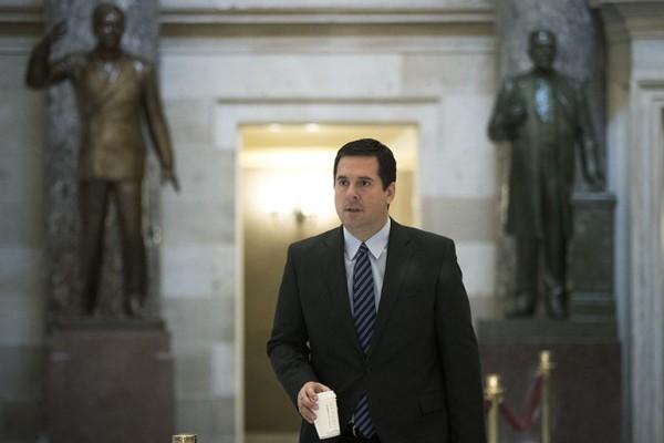 El congresista Devin Nunes, se unió a sus otros 13 colegas republicanos de California en el Congreso para votar en apoyo al plan de rechazo al Obamacare, en la Cámara de Representantes -aunque algunos de ellos habían sugerido antes que se opondrían a ello. (Drew Angerer / Getty Images).