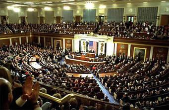 Congreso de la unión de los Estados Unidos. Foto: www.scrapetv.com