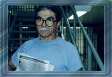 Oscar López Rivera en prisión. Foto: chicagoabc.com