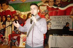Aldo Solano, Dreamer y organizador de base de la campana Cover All Kids.
