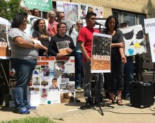 Milk Cows, Not Workers! Report on the Conditions of Immigrant ...  Workers' Center of Central New York-