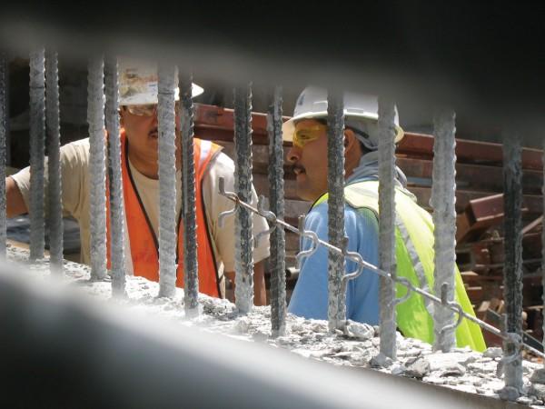 Trabajadores de bajos ingresos en el sur de E.U. Foto: Southern Poverty Law Center.
